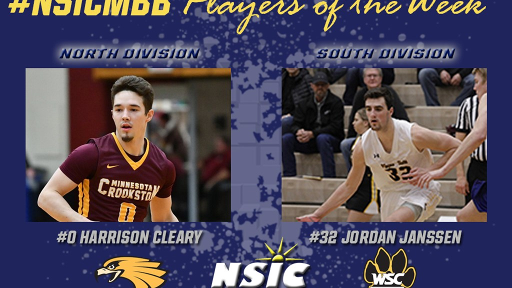 2019-20 NSIC Men's Basketball Weekly Release No. 3